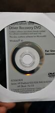 HP Application and Driver Recovery DVD