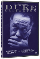 Duke Ellington-Love You Madly: Concert Of Sac DVD NEUF