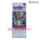 Box Protector Super Famicom Nintendo Games CIB Custom Made Clear Plastic Case