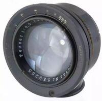 Tessar 15cm f4.5 Carl Zeiss Jena  Lens