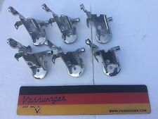 VW GOLF GTI JETTA MK2 8V 16V GENUINE FRONT ENGINE MOUNT BRACKET 191199273c CHROM
