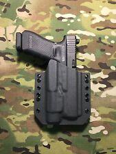 Armor Gray Kydex Holster for Glock 17 22 31 Streamlight TLR-1s / TLR1