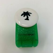 Palm Tree by Cutting Edge scrapbook crafting craft hole punch
