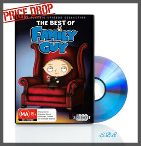 Family Guy - The Best Of DVD The Classic Episode Collection