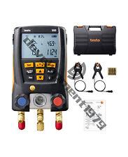 New Testo 550-2 Digital Manifold Gauge Helps Refrigerant New Service 0563 5506