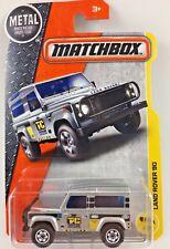Matchbox Land Rover 90 - TC Taylor