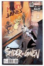 Spider-Gwen #5 (Marvel Comics 2015) Books A Million Bam Variant Nm- 9.2