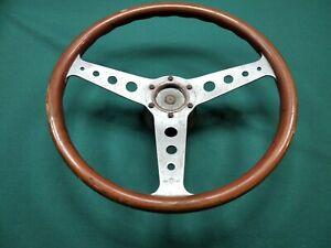 Volante Personal Autostrada in legno cm.38