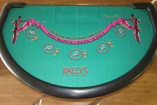 Genuine Blackjack Layout from Ballys Casino Las Vegas