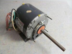Emerson KA55HXSAY-7722 1/3HP, 1625 RPM 230 volt 1 ph, foot mt a/c motor (180)