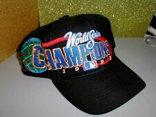Hat Cap WORLD SERIES CHAMPIONS 1998 BIG EMBROIDERY SNAP BACK