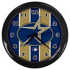 Houston Astros MLB Wall Clock Gift