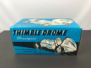 Champion Thimble Drome Midget Race Tether Car Replica Nylint Limited Edition Red