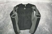 Spyder Boys Compression Long Sleeve Racing Shirt Size XS/S Black