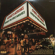 Chet Atkins - Chet Atkins Goes To the Movies - RCA Victor Records 1975