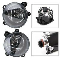 2x Fog Light Lamps Front For Land Rover Discovery 2/3 RANGE ROVER Sport L322