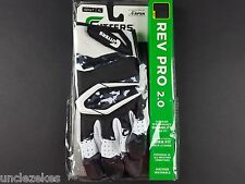 Cutters S451 Rev Pro Special Edition 2.0 Black and Camo Adult XL Football Gloves