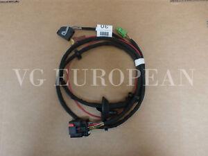 Mercedes Benz Genuine W164 X164 ML GL Class Trailer Hitch Wiring Harness NEW