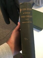 First Edition: Ben Hur A Tale Of The Christ
