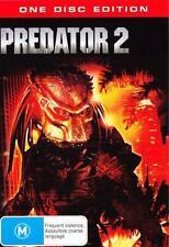 PREDATOR 2 : NEW DVD