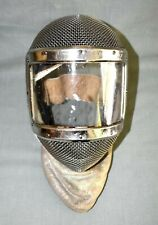 Rare Negrini Sabre 2005 Fencing Helmet Mask Italy - Size Xs/S