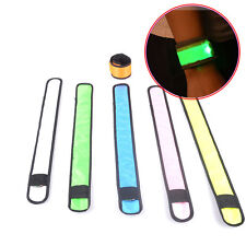 Outdoor Sports Night Cycling Running LED Safety Reflective Belt Strap Arm Band