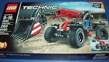 LEGO 42061 Technic TELEHANDLER construction power function earth mover NIB
