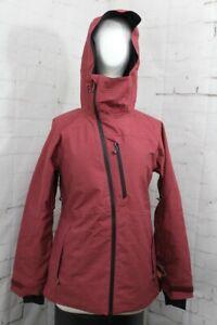 686 GLCR Hydra Insulated Snow Jacket, Womens Small, Desert Rose Heather New 2022