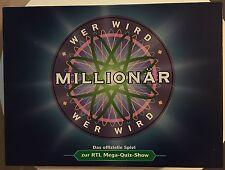 Wer wird Millionär - DM Version - Gesellschaftsspiel ***unbespielt, wie NEU***