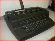 IBM Selectric III Correcting Typewriter with 9 Typeballs & Origional Dust Cover.
