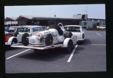 1968 Jerry Daniels #45 Car on Trailer - USAC - Original 35mm Race Slide