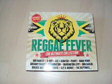 CD REGGAE FEVER the ultimate collection (5CD)