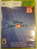Disney Infinity -- 2.0 Edition (Microsoft Xbox 360, 2014)Brand New Game Only