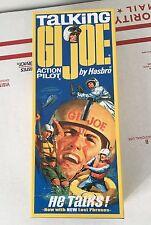 "Hasbro Talking GI Joe 12"" Action Pilot 2015 Lost Talker New Unopened"