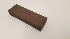 "Vintage 6 x 2"" India Oil Sharpening Stone 24516"