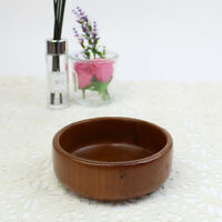 1960's Hand Crafted Teak Wood Salad / Fruit Bowl. Superb Piece in Gorgeous Wood.