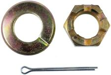 Spindle Lock Nut Kit Front,Rear Dorman 05117