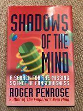 Shadows Of The Mind - Roger Penrose - Hardback