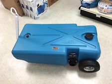 Barker 42 Gallon 4-Wheeler Tote 30844 $250.00      WITH PNEUMATIC  TIRES