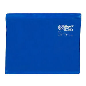 Chattanooga ColPac - Reusable Gel Ice Pack Cold Therapy - Blue Vinyl - Standard