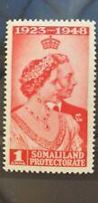 Somaliland KGV1 1949 RSW SG 119 MLH
