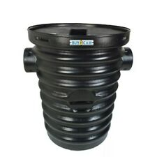 Bur-Cam Sealed Sump Basin With Lid For Ontario And Quebec Plumbing Code