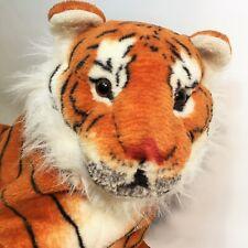 Tiger Plush Giant Realistic 3' Ft Bengal Jungle Cat Wild Animal Jumbo Fun Toys