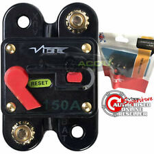 Vibe Audio CB150 12v 150A Voiture Ampli puissance Système Protection Disjoncteur
