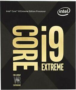 i9 7980xe 18 Core X299 2066 Socket CPU Skylake X