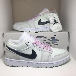 Nike Air Jordan 1 Low SE Barely Green Women's CZ0776-300 Size 8.5W & 10.5W