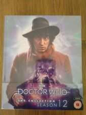 Doctor Who: The Collection Season 12 - Blu ray New and Sealed 2nd Edition DR WHO