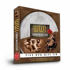 WWI Commemoration Gift Tin (DVD)