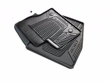 OEM 2013-2017 FORD ESCAPE 4PC SET ALL-WEATHER VINYL FLOOR MATS HJ5Z-7813300-AA