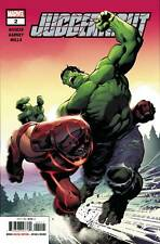 JUGGERNAUT #2 - GEOFF SHAW MAIN COVER - MARVEL COMICS/2020